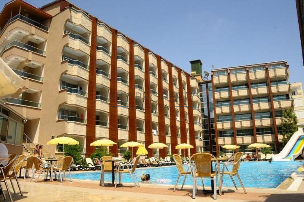 Rooms: Nice Hotel In Konakli For Sale